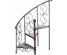 Home affaire Pflanzentreppe Stairs, braun, braun