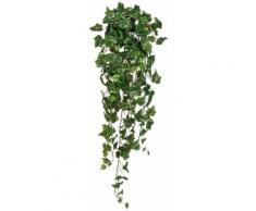Gasper Kunstpflanze Englischer Efeuhänger, grün, grün