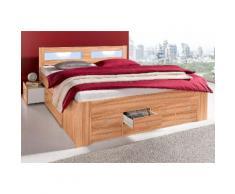 Breckle Futonbett, mit viel Stauraum braun Funktionsbetten Betten Schlafzimmer Futonbett