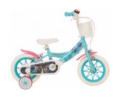 Disney Kinderfahrrad Frozen, 1 Gang weiß Kinder Kinderfahrräder Fahrräder Zubehör