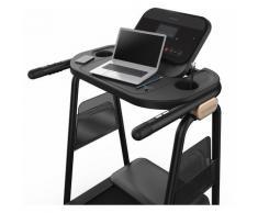 Horizon Fitness Ablagetisch für Laufband Citta TT5.0 schwarz Laufbänder Fitnessgeräte Ablageanbauten