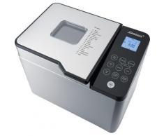 Steba Brotbackautomat BM 2, 17 Programme, 600 W silberfarben Küchenkleingeräte SOFORT LIEFERBARE Haushaltsgeräte