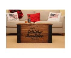 Uncle Joe´s Truhentisch braun Holz-Beistelltische Holztische Tische Tisch