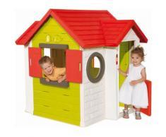 Smoby Spielhaus Mein Haus, Unisex