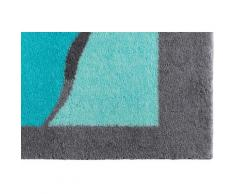 Grund Badematte, Höhe 20 mm blau Badtextilien Badematte