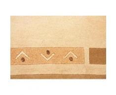 Orientteppich, Nepal Jaipur, carpetfine, rechteckig, Höhe 20 mm, manuell geknüpft beige Schurwollteppiche Naturteppiche Teppiche
