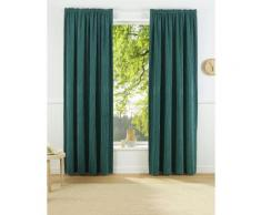 COUCH Gardine Kuschel-Cord, COUCH Lieblingsstücke grün Wohnzimmergardinen Gardinen nach Räumen Vorhänge