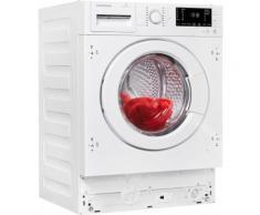 Grundig Einbauwaschtrockner GWDI 854, 8 kg / 5 kg, 1400 U/Min EEK A weiß Waschtrockner Haushaltsgeräte