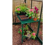 Vitavia Pflanztisch, für Gewächshäuser grün Pflanztische Garten Balkon Tisch