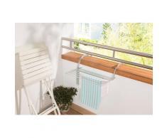Ruco Heizkörper-Wäschetrockner silberfarben Wäscheständer und Wäschespinnen Wäschepflege Haushaltswaren