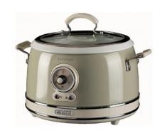 Ariete Küchenmaschine 2904CR, 650 Watt, Schüssel 3 Liter beige Multifunktionsküchenmaschinen Küchenmaschinen Haushaltsgeräte ohne Kochfunktion