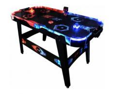 "Carromco Spieltisch ""Airhockey Tisch Fire vs Ice"", bunt, bunt"