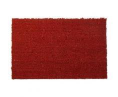 Fußmatte, KOKOS, Primaflor-Ideen in Textil, rechteckig, Höhe 17 mm rot Kokos Fußmatten Teppiche