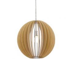 EGLO,Pendelleuchte COSSANO beige Pendelleuchten und Hängeleuchten Deckenleuchten Lampen Leuchten