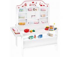"""Roba Kaufladen """"Candyshop"""", weiß, weiß"""