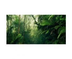 Komar Vlies Fototapete Tropenwelten 500/250 cm, grün, grün