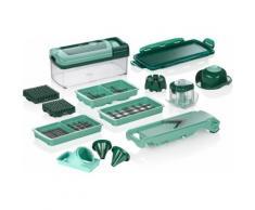 Genius Zerkleinerer Nicer Dicer Fusion Smart grün Mixer Haushaltsgeräte Elektrogeräte