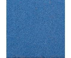 Vorwerk Teppichboden Passion 1000, rechteckig, 8 mm Höhe blau Bodenbeläge Bauen Renovieren