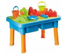 """Knorrtoys Spieltisch """"Sandtisch Strand"""", bunt, bunt"""