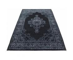 Ayyildiz Teppich Marrakesh 297, rechteckig, 12 mm Höhe, Orient-Optik, Wohnzimmer grau Esszimmerteppiche Teppiche nach Räumen
