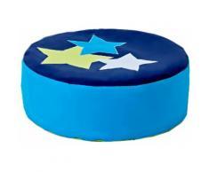 Hoppekids Sitzsack My Room blau Sitzsäcke Sitzwürfel Sessel Wohnzimmer