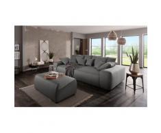 Home affaire Big-Sofa Sundance grau Boxspringsofas Sofas Couches