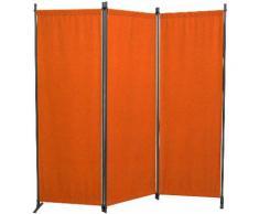 Angerer Freizeitmöbel Paravent, (B/H): ca. 170x165 cm orange Paravents Raumteiler Wohnaccessoires Paravent