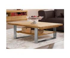 Premium collection by Home affaire Couchtisch Montana beige Couchtische eckig Tische Tisch