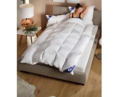 Bettdecke + Kopfkissen, Anna, Otto Keller, (Spar-Set) weiß Bettdecken Set Bettdecken, Kopfkissen Unterbetten Bettwaren-Sets