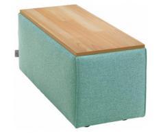 TOM TAILOR Tischelement ELEMENTS, Tischplatte in Buche natur, als Couchtisch oder Sofaelement einsetzbar grün Sofas Couches Möbel sofort lieferbar