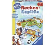 """Ravensburger Spiel """"Rechen-Kapitän"""", bunt"""