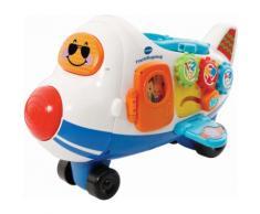 "Vtech Spielzeug-Flugzeug ""Tut Tut Baby Flitzer Frachtflugzeug"", bunt, Unisex, bunt"