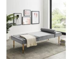 andas Polsterbank Bryne grau Polsterbänke Sitzbänke Stühle