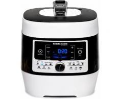 Rommelsbacher Multikocher MD 1000 MeinHans, Watt, Schüssel 4 Liter weiß Küchenkleingeräte Haushaltsgeräte Küchenmaschine mit Kochfunktion