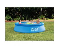 Intex Quick-Up Pool Easy Set, ØxH: 305x76 cm blau Swimmingpools Pools Planschbecken Garten Balkon