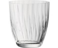 BOHEMIA SELECTION Glas New England, (Set, 6 tlg., Trinkbecher), spülmaschinengeeignet farblos Wassergläser Saftgläser Gläser Glaswaren Haushaltswaren