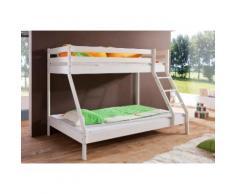 Relita Etagenbett weiß Kinder Kindermöbel Nachhaltige Möbel