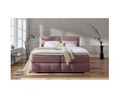 Guido Maria Kretschmer Home&Living Boxspringbett Wehma rosa Doppelbetten Betten Komplettbetten
