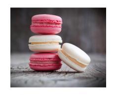 WENKO Küchenrückwand Macarons bunt Küchenrückwände Küche Ordnung Spritzschutzwände