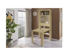HMW Collection Regal-Schreibtisch Eat & Sit braun Kinder Kindermöbel Möbel sofort lieferbar