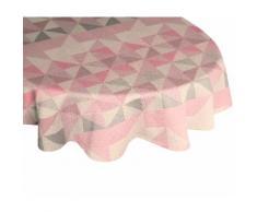 Adam Tischdecke Bio Bel, GOTS zertifiziert, nachhaltig rosa Tischdecken Tischwäsche