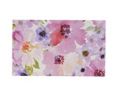 wash & dry Fußmatte ohne Gummirand, waschbar, pink, pink