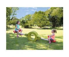 BIG Wippe BIG, LxTxH: 230x27x50 cm, mit Wasserspritzfunktion grün Kinder Ab 3-5 Jahren Altersempfehlung