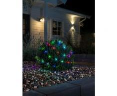 KONSTSMIDE Micro LED Lichterkette, mit Farbwechsel silberfarben LED-Lampen LED-Leuchten SOFORT LIEFERBARE Lampen Leuchten Dekoleuchten