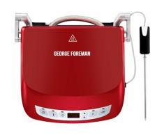 George Foreman Kontaktgrill 24001-56 rot Elektrogrills Grill Haushaltsgeräte