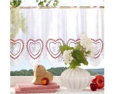 Stickereien Plauen Scheibengardine Durach1832 bunt Wohnzimmergardinen Gardinen nach Räumen Vorhänge