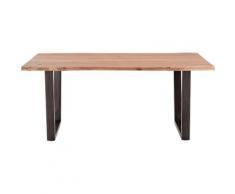 MCA living Esstisch Calabria beige Holz-Esstische Holztische Tische Tisch