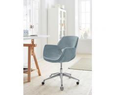 andas Drehstuhl Chiara, mit Gasdruckfeder und Rollen grün Drehstühle Bürostühle Büromöbel