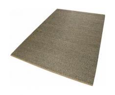 Teppich Denim Nature Esprit rechteckig Höhe 7 mm handgewebt, braun, braun
