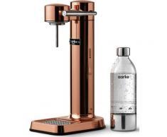 Aarke Wassersprudler Carbonator 3, (Set, 3 tlg., PET-Flasche, Reinigungstuch) braun Küchenkleingeräte SOFORT LIEFERBARE Haushaltsgeräte